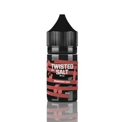 Twisted Salt on ice Вишневая кола 30ml (50мг)  - Жидкость для Электронных сигарет