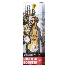 URBN Zero Hero Frosty Pineapple Strawberry 95мл (3мг) - Жидкость для Электронных сигарет