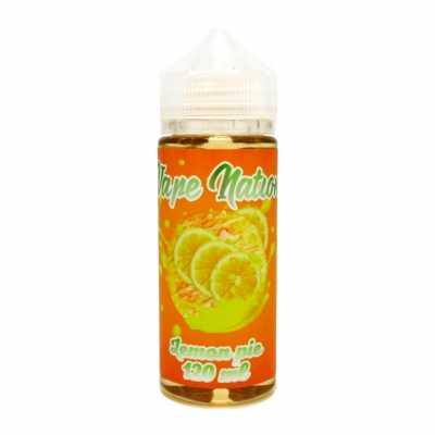 Vape Nation Lemon Pie 120мл (3) - Жидкость для Электронных сигарет