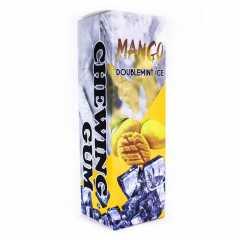 VB Brew Doublemint Ice Mango 120мл (3мг) - Жидкость для Электронных сигарет (Clone)