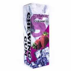 VB Brew Doublemint Ice Strawberry 120мл (3мг) - Жидкость для Электронных сигарет (Clone)