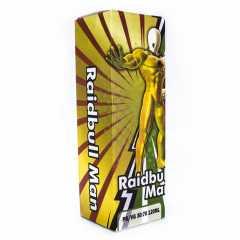 VB Brew Raidbull Man 120мл (3мг) - Жидкость для Электронных сигарет (Clone)