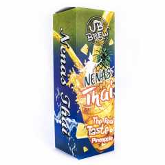 VB Brew Thai Pineapple 120мл (3мг) - Жидкость для Электронных сигарет (Clone)