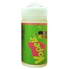 Vape is Зеленый 200мл (3мг) - Жидкость для Электронных сигарет