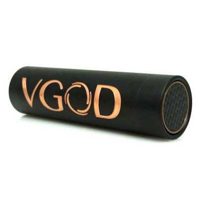 Механический Мод Vgod Pro Mech + Vgod TrickTank Pro RDTA (Черный) Clone