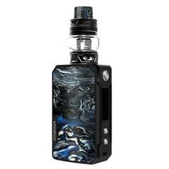Voopoo Drag Mini 117W 4400mAh (Cтартовый набор) (Черный, Голубой)
