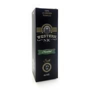 Western NIC Mentbol Salt 60мл (35мг) - Жидкость для Электронных сигарет (Clone)
