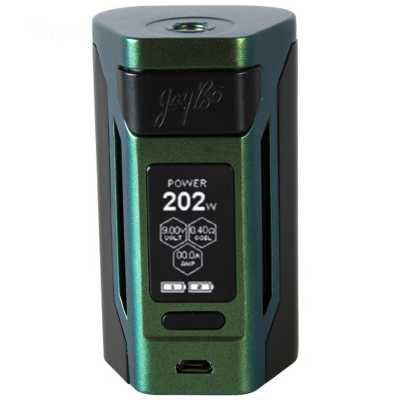 Боксмод WISMEC REULEAUX RX2 21700 (Зеленый)
