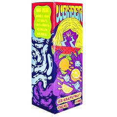 Wonder Ice Grapefruit 120мл (3мг) - Жидкость для Электронных сигарет