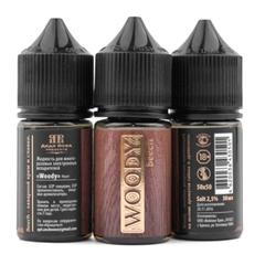 Woody Salt Beech 30мл (25мг) - Жидкость для Электронных сигарет