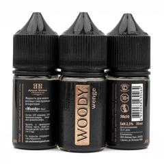 Woody Salt Wenge 30мл (25мг) - Жидкость для Электронных сигарет