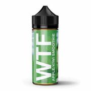 WTF Apple Kiwi Smoothie 100мл (3мг) - Жидкость для Электронных сигарет