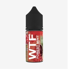 WTF Forest Mint berry edition 30мл (25мг) - Жидкость для Электронных сигарет