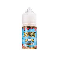 X Candy Pod Hard Клубничный Джем Ice 30мл (20) - Жидкость для Электронных сигарет
