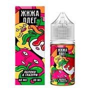 Жижа Олег Яблоко в глазури 30мл (40мг) - Жидкость для Электронных сигарет