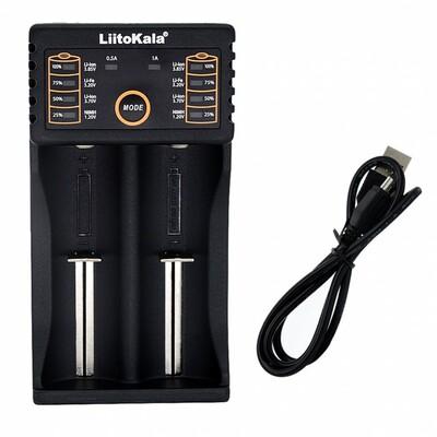 Зарядное устройство Lii-202