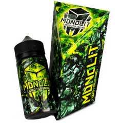 MONOLIT Зеленый 100мл (3мг) - Жидкость для Электронных сигарет
