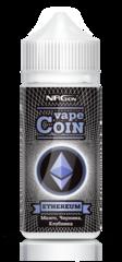 Vape Coin Ethereum 100ml (3мг) - Жидкость для Электронных сигарет