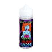 Zombie Party Смузи Малина Клубника 120мл (3мг) - Жидкость для Электронных сигарет
